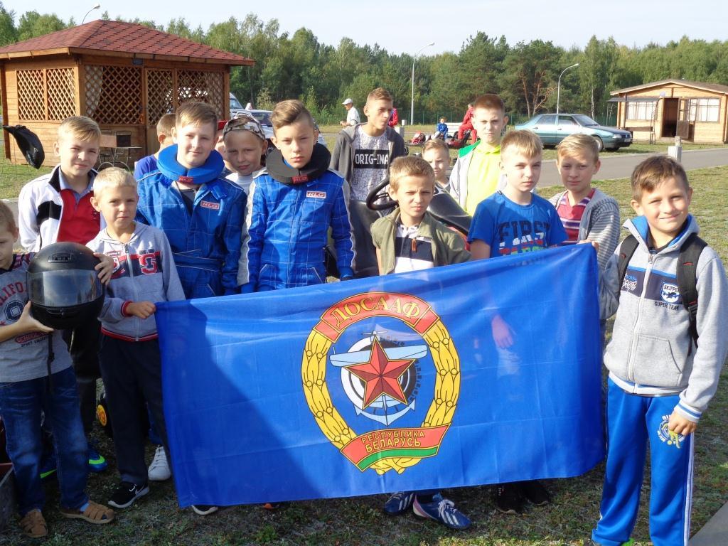 Открытый Кубок Брестской области по картингу