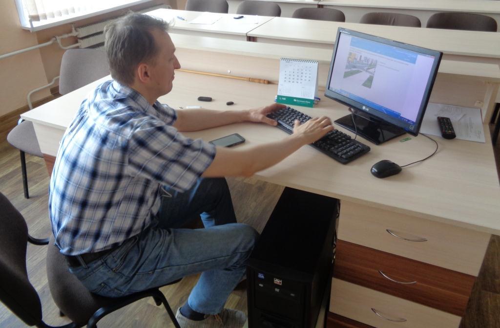 В Брестской РОС ДОСААФ обновлена зачетно-экзаменационная программа.